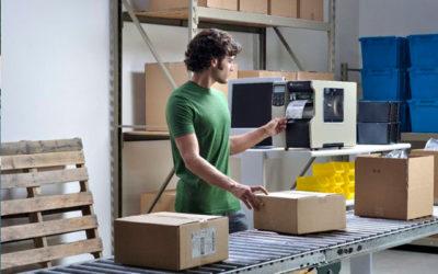 Nuestra capacidad de automatizar inventarios se incrementa con Zebra