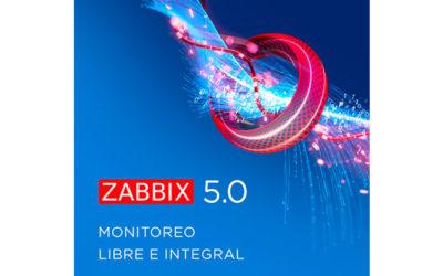 Lanzamiento Zabbix 5.0 LTS, disponible ahora